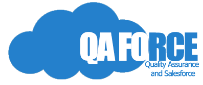 salesforce qa qaforce salesforce blog